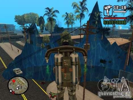 Цунами для GTA San Andreas третий скриншот