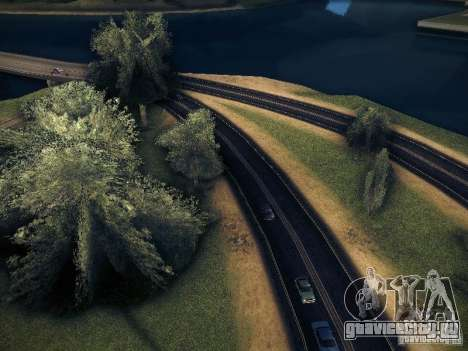 Увеличение прорисовки машин и педов для GTA San Andreas второй скриншот