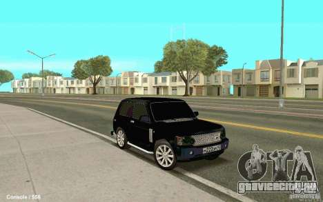 Lada Niva для GTA San Andreas
