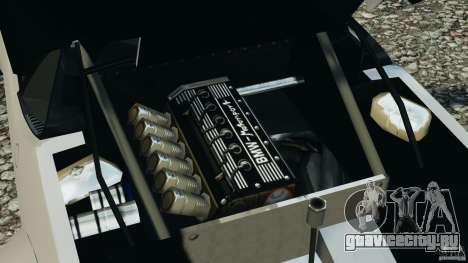 BMW M1 Procar для GTA 4 вид сзади