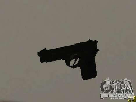 Оружие из COD MW 2 для GTA San Andreas третий скриншот