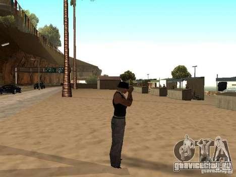 Рынок на пляже для GTA San Andreas десятый скриншот