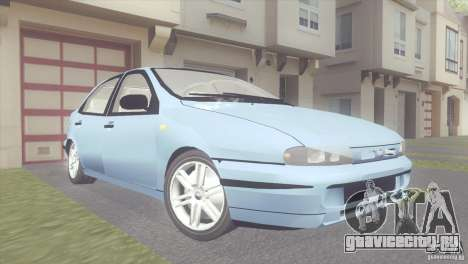 Fiat Brava HGT для GTA San Andreas