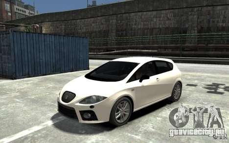 Seat Leon Cupra v.2 для GTA 4