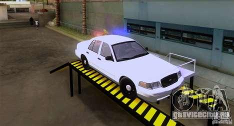 Ford Crown Victoria 2009 Detective для GTA San Andreas