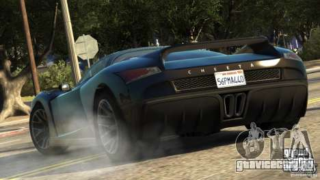 Загрузочные экраны GTA 5 для GTA San Andreas третий скриншот