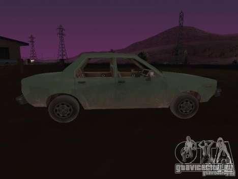 Машина из CoD:MW для GTA San Andreas вид справа