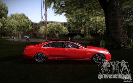 New Graphic by musha v2.0 для GTA San Andreas четвёртый скриншот