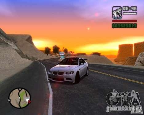 Enb series by LeRxaR для GTA San Andreas