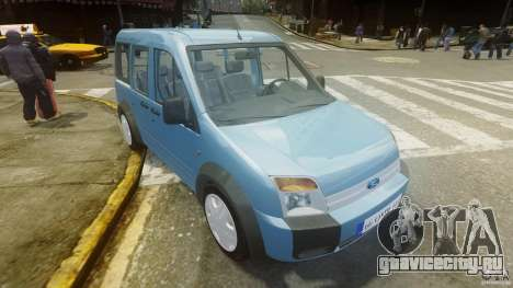 Ford Connect 2007 для GTA 4