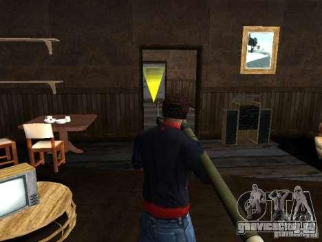 ПЗРК Игла 2 для GTA San Andreas четвёртый скриншот