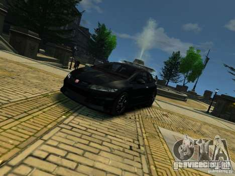 Honda Civic Type R Mugen для GTA 4
