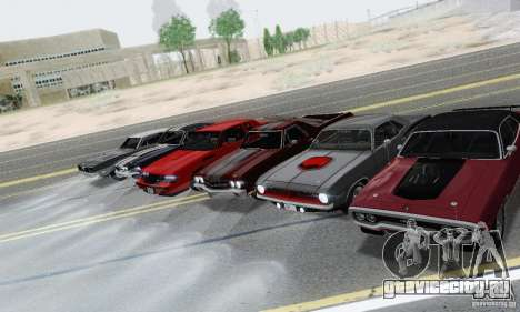 ENBSeries by dyu6 v6.5 Final для GTA San Andreas четвёртый скриншот