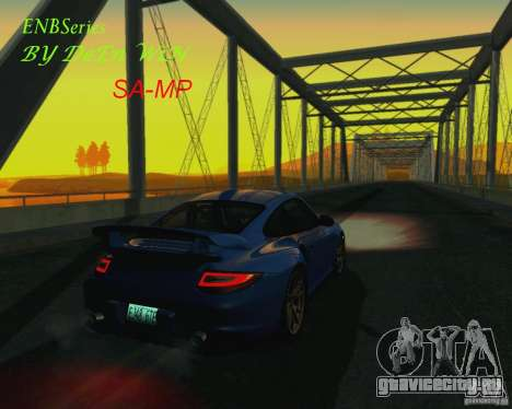 ENBSeries by DeEn WiN v2.1 SA-MP для GTA San Andreas
