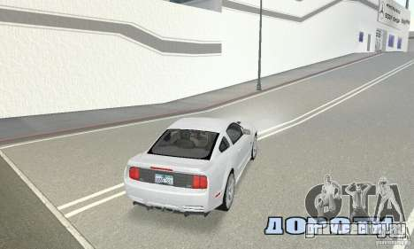Saleen S281 Pack 1 для GTA San Andreas вид слева