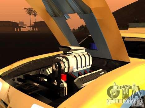 Ford Falcon XB Coupe Interceptor для GTA San Andreas вид справа