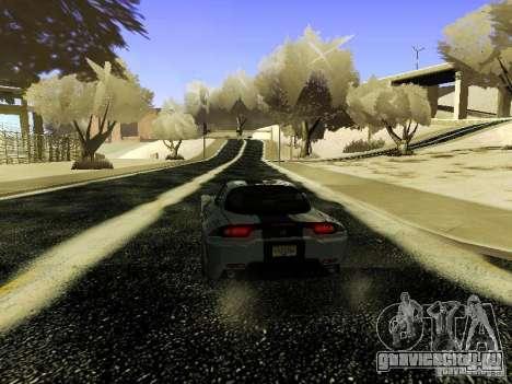 ENBSeries by Maksss@ для GTA San Andreas четвёртый скриншот