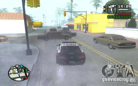 Трафик для GTA San Andreas для GTA San Andreas