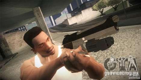 Weapon Pack by GVC Team для GTA San Andreas пятый скриншот