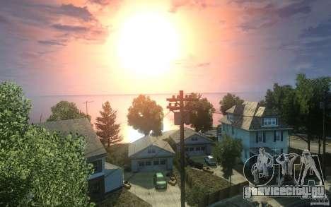 Меню и экраны загрузки Liberty City в GTA 4 для GTA San Andreas девятый скриншот
