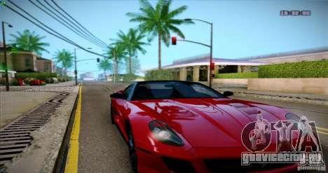 Paradise Graphics Mod (SA:MP Edition) для GTA San Andreas второй скриншот