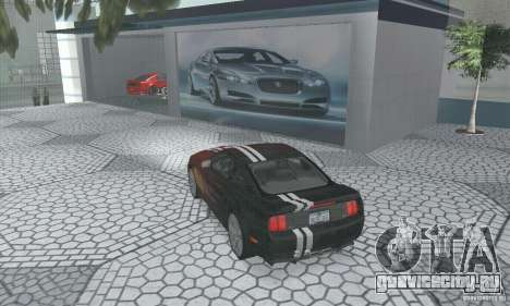 Saleen S281 Pack 1 для GTA San Andreas вид сбоку