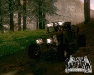 Ickler Jimco Buggy для GTA San Andreas