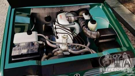 Daewoo-FSO Polonez Caro Plus 1.6 GSI 1998 Final для GTA 4 вид справа