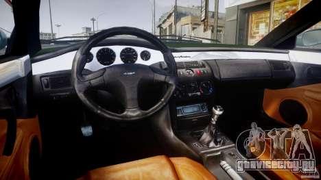 Fiat T20 Coupe для GTA 4 вид справа