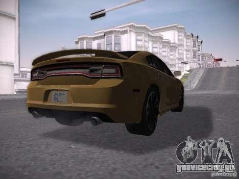 Dodge Charger SRT8 2012 для GTA San Andreas