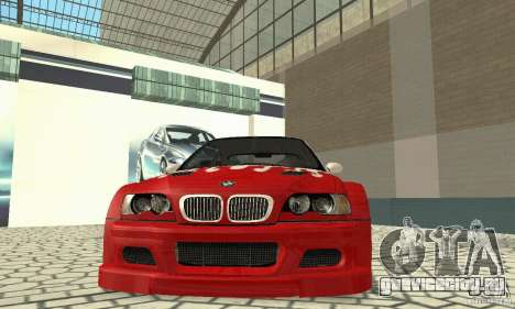 BMW M3 Tunable для GTA San Andreas колёса
