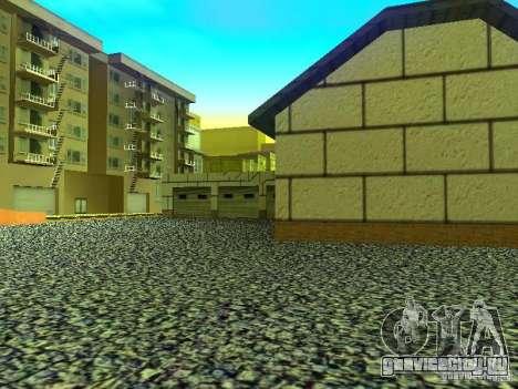 Новые текстуры магазина SupaSave для GTA San Andreas шестой скриншот