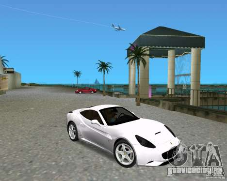 Ferrari California для GTA Vice City