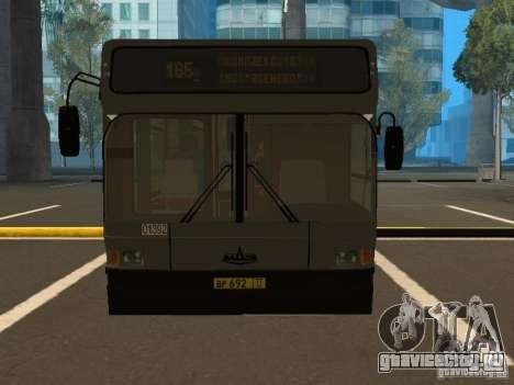 Маз 107.066 для GTA San Andreas