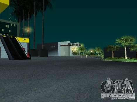 Новый автосалон в Cан-Фиеро для GTA San Andreas шестой скриншот