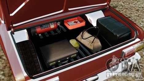 ВАЗ-2101 Resto для GTA 4 вид сверху
