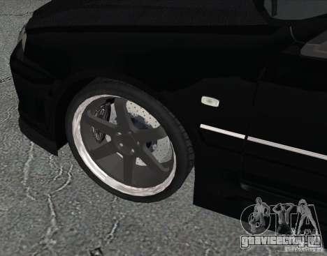 Nissan Stagea для GTA San Andreas вид справа