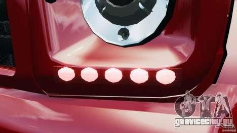 Mercedes-Benz G55 AMG для GTA 4 салон