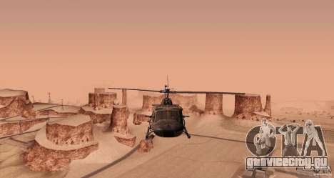 UH-1H для GTA San Andreas