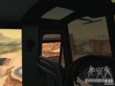 Вертолёт huey из call of duty black ops для GTA San Andreas вид сверху