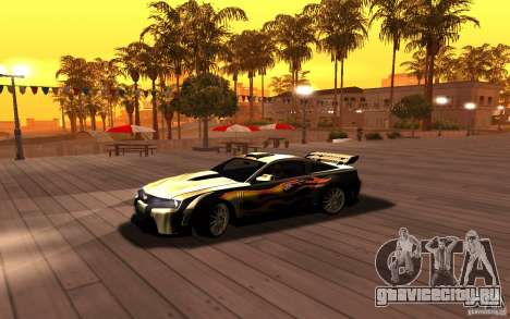 ENBSeries by RAZOR для GTA San Andreas третий скриншот