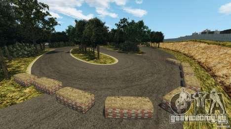 Bihoku Drift Track v1.0 для GTA 4 восьмой скриншот