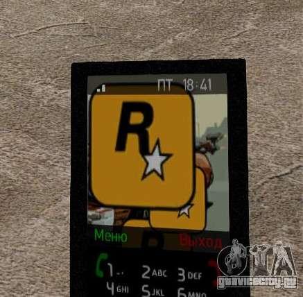 Новые темы для телефона для GTA 4 восьмой скриншот