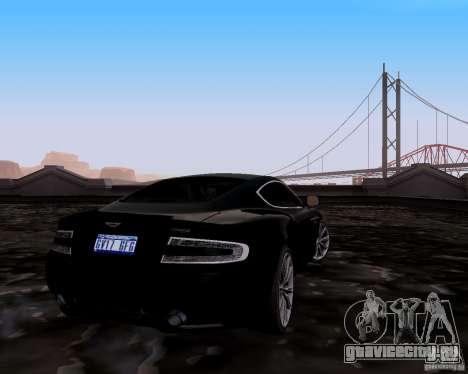 Real World v1.0 для GTA San Andreas четвёртый скриншот