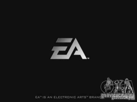 Загрузочные экраны в стиле NFS: Most Wanted для GTA San Andreas второй скриншот