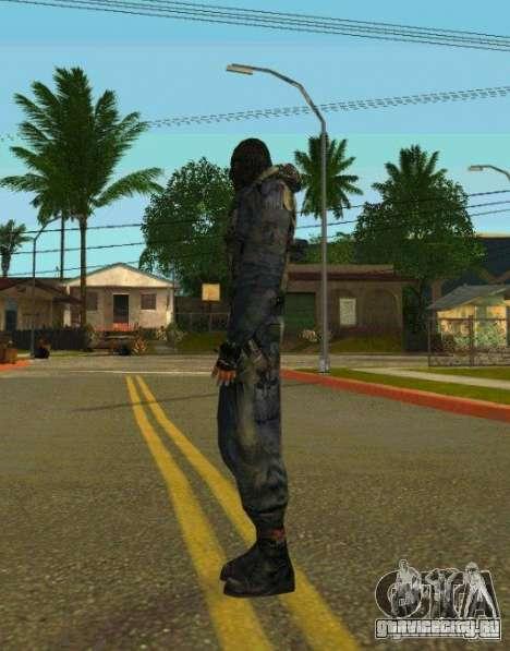 Скины S.T.A.L.K.E.R. для GTA San Andreas двенадцатый скриншот
