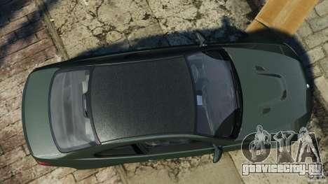 BMW M3 E92 2007 v1.0 [Beta] для GTA 4 вид справа