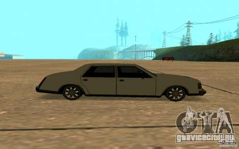 FBI Washington для GTA San Andreas вид изнутри