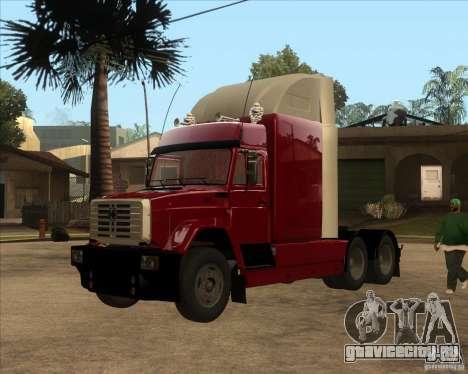 Супер ЗиЛ v.2.0 для GTA San Andreas