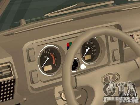 ВАЗ 2105 v.2 для GTA San Andreas вид справа